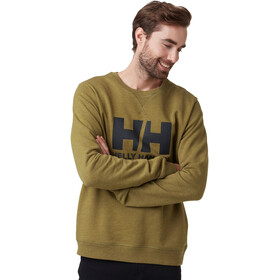 Helly Hansen HH Logo Midlayer Herrer, uniform green melange